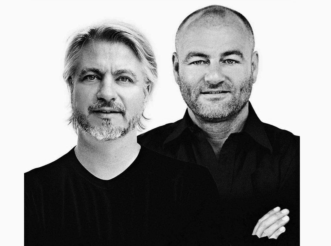 Eva Solo: Claus Jensen a Henrik Holbaek